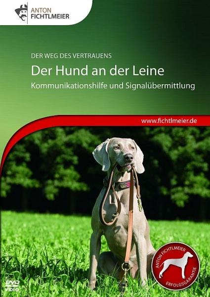 Anton Fichtlmeier: Der Hund an der Leine - DVD