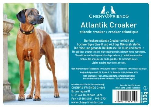 Fischspezialitäten: Atlantic Croaker