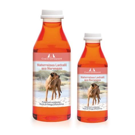 Lachsöl aus Norwegen